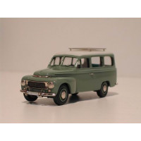 Volvo PV445 Duett 1957 groen grijs Rob Eddie RE21 1:43