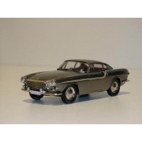 Volvo P1800 1961 Jensen antraciet met. Rob Eddie RE22 1:43