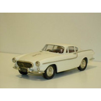 Volvo P1800 1961 Jensen wit the Saint Rob Eddie RE22X 1:43