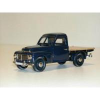 Volvo PV445 Duett pickup 1957 blauw Rob Eddie RE23b 1:43