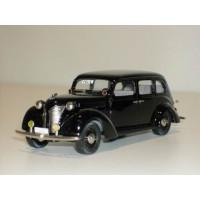 Volvo PV802 1938 Polis Zweedse politie zwart Rob Eddie RE24b 1:43