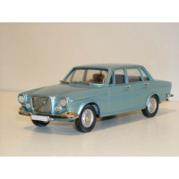 Volvo 164 1971 lichtblauw metallic Rob Eddie 1:43 RE25c