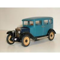 Volvo PV4 1927 blauw Rob Eddie RE31b 1:43