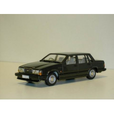Volvo 740 GL 1987 antracietgrijs met. Rob Eddie Volvo RE32 1:43