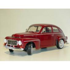 Volvo PV544 1:18 rood Revell Katterug