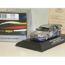 Volvo S40 BTCC 1999 #11 Radermecker Onyx XT008 1:43