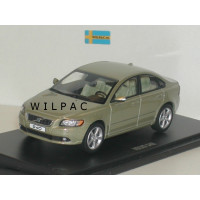 Volvo S40 2008 gekko green metallic Motor Art 1:43