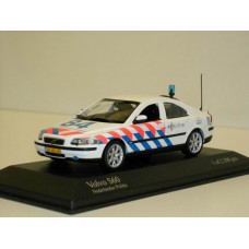 Volvo S60 KLPD Politie Nederland Minichamps 1:43