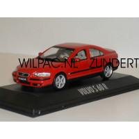 Volvo S60R 2003 rood Minichamps 1:43