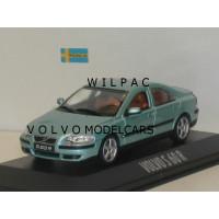 Volvo S60R 2003 mintgroen metallic Minichamps 1:43