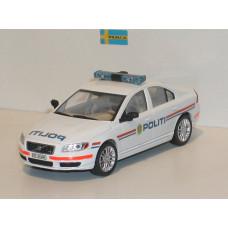Volvo S80 2006 Noorse Politie Politi obv Cararama 1:43