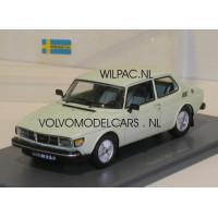 SAAB 99 Turbo 1978  marmerwit NEO