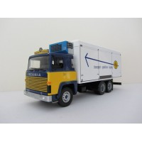 Scania 140 koelwagen ASG Transport 1:43 ! Altaya