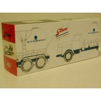 Doos Scania-Vabis 76 Tekno Interconsult cementwagen #453 REPRO en leeg
