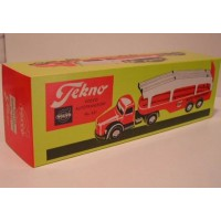Doos Volvo Titan LV395 Autotransporter Tekno 431 REPRO en leeg
