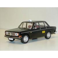 Volvo 144 1972 Taxi Kopenhagen Altaya 1:43