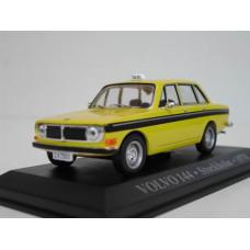 Volvo 144 1970 Taxi Stockholm/Gotenburg Altaya 1:43