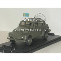 Volvo TP21 Sugga radiowagen Zweedse leger Giocher 1:43