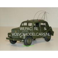 Volvo TP21 Sugga radiowagen Zweedse leger Esdo 1:43