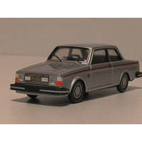 Volvo 242 GT KIT 240 1978 Tin Wizard 1:43