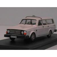 Volvo 245 240 Estate Taxi 1975 beige Duitsland Tin Wizard 1:43