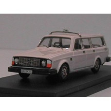 Volvo 245 240 Estate 1975 Taxi Duitsland Tin Wizard 1:43