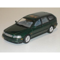 Volvo V40 phase 1 groen metallic Minichamps 1:43