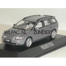 Volvo V50 2003 grijs metallic Minichamps 1:43