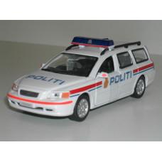 Volvo V70 2000 Politi /Noorse Politie Altaya 1:43