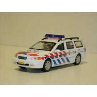 Volvo V70 2000 KLPD wegpolitie Nederland Junior 1:43