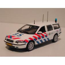 Volvo V70 2000 KLPD Nederlandse Politie Minichamps