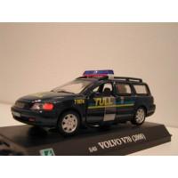 Volvo V70 2000 Tull Zweedse Douane Junior 1:43