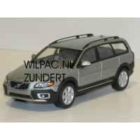 Volvo XC70 2007 electric silver metallic Motor Art 1:43
