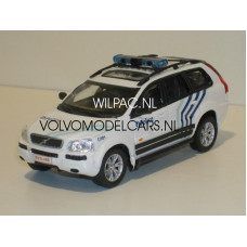 Volvo XC90 Belgische lokale Politie o.b.v. Cararama 1:43
