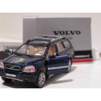 Volvo XC90 blauw met. Volvo Ocean Race Motor Art 1:43