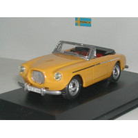 Volvo P1900 Cabrio geel Rob Eddie RE13 MARGE 1:43