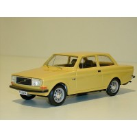 Volvo 144 1971 zonne geel André 1:43 Andre
