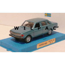 Volvo 144 1973 blauw metallic Nacoral / Intercars 1:43