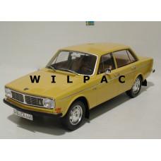 Volvo 144 1970 mosterdgeel 1:18 BoS Best of Show