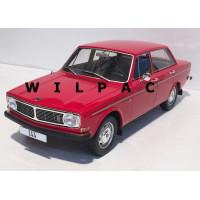 Volvo 144 1970 rood 1:18 BoS Best of Show