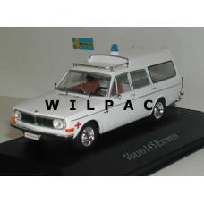 Volvo 145 Express 1971 ziekenwagen ambulance Atlas 1:43
