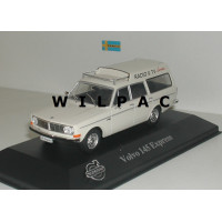 Volvo 145 Express 1971 Radio & TV Service Atlas 1:43