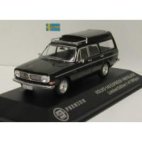 Volvo 145 Express 1969 zwart Triple 9 1:43