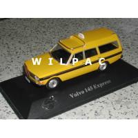 Volvo 145 Express 1971 taxi schoolkinderen Atlas 1:43