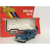 Volvo 164 E blauw metallic Polistil 1:43