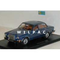 Volvo 164 1969 donkerblauw NEO 1:43