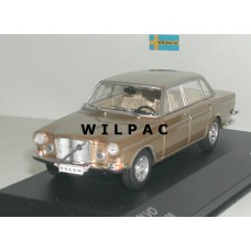 Volvo 164 1971 goud metallic White Box 1:43