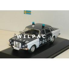 Volvo 164 1972 Polis, Zweedse politie DeAgostini 1:43