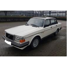 1987 Volvo 240 GL 244 Sedan wit B230 motor