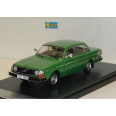 Volvo 244 DL 1978 lichtgroen Premium X 1:43